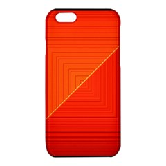 Abstract Clutter Baffled Field iPhone 6/6S TPU Case