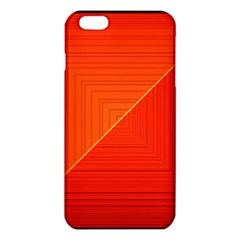 Abstract Clutter Baffled Field iPhone 6 Plus/6S Plus TPU Case