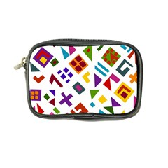 A Colorful Modern Illustration For Lovers Coin Purse