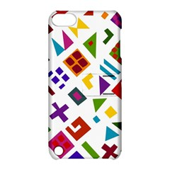 A Colorful Modern Illustration For Lovers Apple Ipod Touch 5 Hardshell Case With Stand