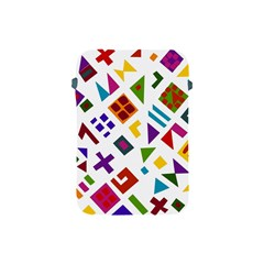 A Colorful Modern Illustration For Lovers Apple Ipad Mini Protective Soft Cases