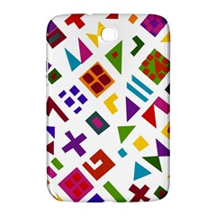 A Colorful Modern Illustration For Lovers Samsung Galaxy Note 8.0 N5100 Hardshell Case