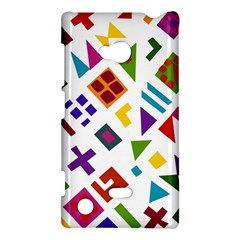 A Colorful Modern Illustration For Lovers Nokia Lumia 720