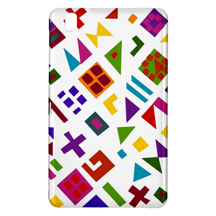 A Colorful Modern Illustration For Lovers Samsung Galaxy Tab Pro 8.4 Hardshell Case
