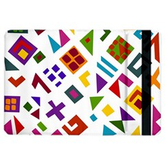 A Colorful Modern Illustration For Lovers iPad Air 2 Flip