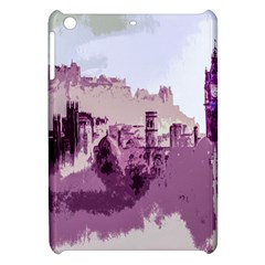 Abstract Painting Edinburgh Capital Of Scotland Apple iPad Mini Hardshell Case