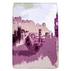 Abstract Painting Edinburgh Capital Of Scotland Flap Covers (L)
