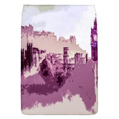 Abstract Painting Edinburgh Capital Of Scotland Flap Covers (S)