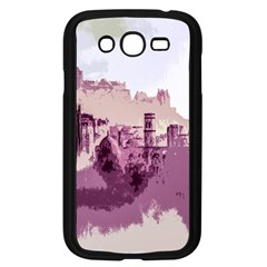 Abstract Painting Edinburgh Capital Of Scotland Samsung Galaxy Grand DUOS I9082 Case (Black)