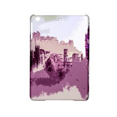 Abstract Painting Edinburgh Capital Of Scotland iPad Mini 2 Hardshell Cases