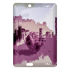 Abstract Painting Edinburgh Capital Of Scotland Amazon Kindle Fire HD (2013) Hardshell Case