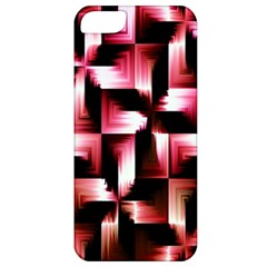 Red And Pink Abstract Background Apple Iphone 5 Classic Hardshell Case