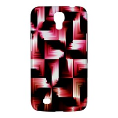 Red And Pink Abstract Background Samsung Galaxy Mega 6.3  I9200 Hardshell Case