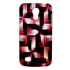 Red And Pink Abstract Background Galaxy S4 Mini