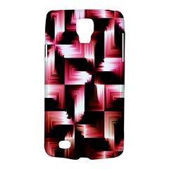 Red And Pink Abstract Background Galaxy S4 Active