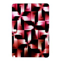 Red And Pink Abstract Background Samsung Galaxy Tab Pro 10.1 Hardshell Case