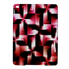 Red And Pink Abstract Background iPad Air 2 Hardshell Cases