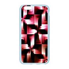 Red And Pink Abstract Background Apple Seamless iPhone 6/6S Case (Color)