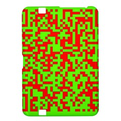 Colorful Qr Code Digital Computer Graphic Kindle Fire HD 8.9
