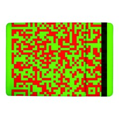 Colorful Qr Code Digital Computer Graphic Samsung Galaxy Tab Pro 10.1  Flip Case