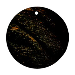 Abstract Background Ornament (round)