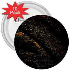 Abstract Background 3  Buttons (10 pack)