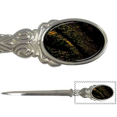 Abstract Background Letter Openers