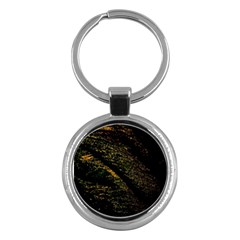 Abstract Background Key Chains (round)