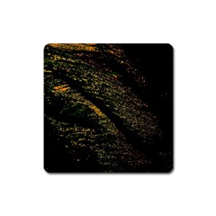 Abstract Background Square Magnet