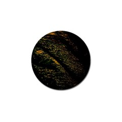 Abstract Background Golf Ball Marker