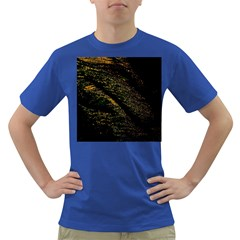 Abstract Background Dark T-Shirt