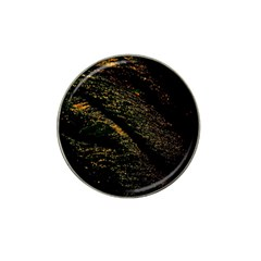 Abstract Background Hat Clip Ball Marker (10 Pack)