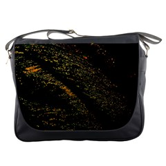 Abstract Background Messenger Bags