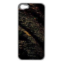 Abstract Background Apple Iphone 5 Case (silver)