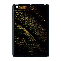 Abstract Background Apple Ipad Mini Case (black)