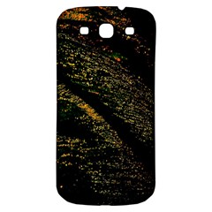 Abstract Background Samsung Galaxy S3 S III Classic Hardshell Back Case