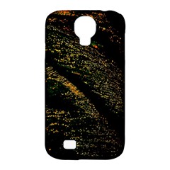 Abstract Background Samsung Galaxy S4 Classic Hardshell Case (PC+Silicone)