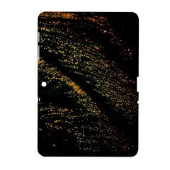 Abstract Background Samsung Galaxy Tab 2 (10.1 ) P5100 Hardshell Case