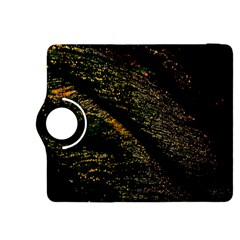 Abstract Background Kindle Fire HDX 8.9  Flip 360 Case