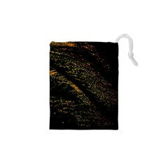 Abstract Background Drawstring Pouches (xs)