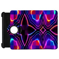 Rainbow Abstract Background Pattern Kindle Fire HD 7