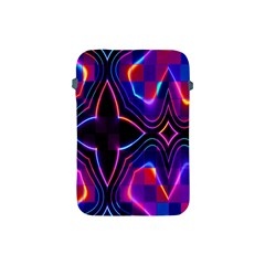 Rainbow Abstract Background Pattern Apple iPad Mini Protective Soft Cases