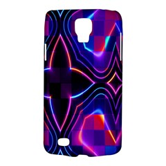 Rainbow Abstract Background Pattern Galaxy S4 Active