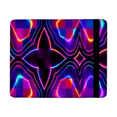 Rainbow Abstract Background Pattern Samsung Galaxy Tab Pro 8.4  Flip Case