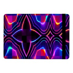 Rainbow Abstract Background Pattern Samsung Galaxy Tab Pro 10.1  Flip Case