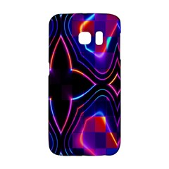 Rainbow Abstract Background Pattern Galaxy S6 Edge