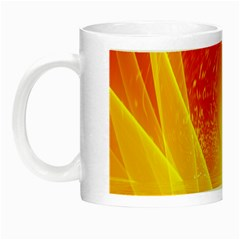 Realm Of Dreams Light Effect Abstract Background Night Luminous Mugs