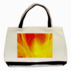 Realm Of Dreams Light Effect Abstract Background Basic Tote Bag