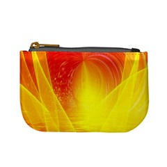 Realm Of Dreams Light Effect Abstract Background Mini Coin Purses