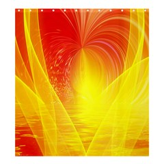 Realm Of Dreams Light Effect Abstract Background Shower Curtain 66  X 72  (large)